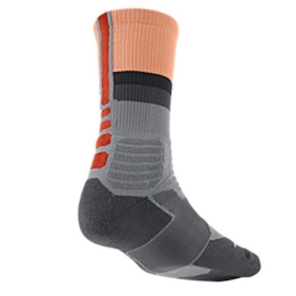 new york online store genuine shoes NIKE basketball HYPER ELITE socks L 8-12 NWT